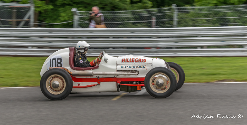 Hillegass Sprint car 1937