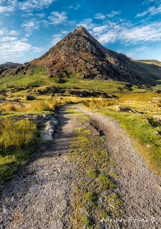 Tryfan Mountain Track